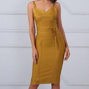 Dresses & Skirts - Sexy bandage dress